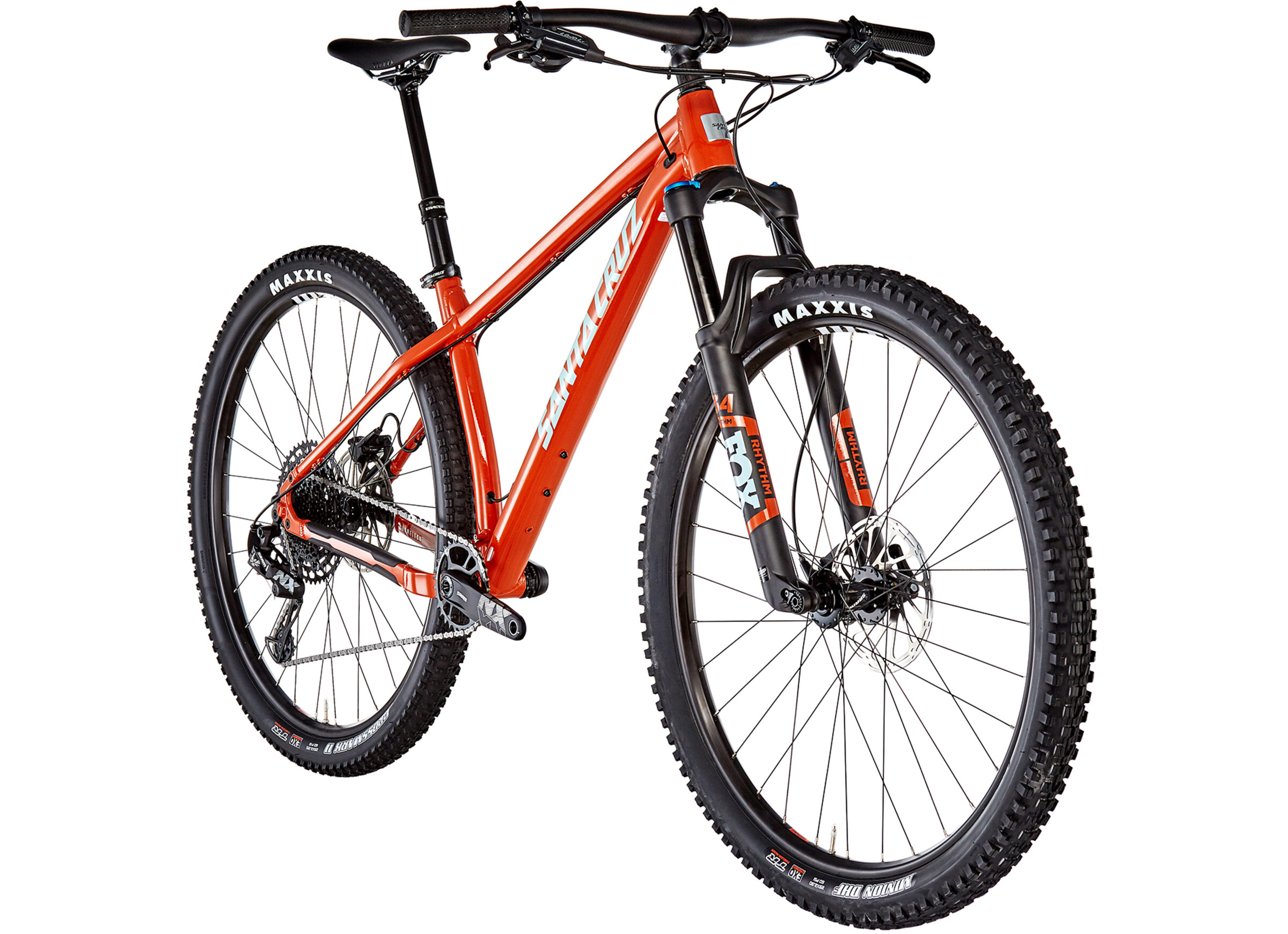 19ef66e863e Santa Cruz Chameleon 7 AL R-Kit Plus - VTT - orange - Boutique de ...